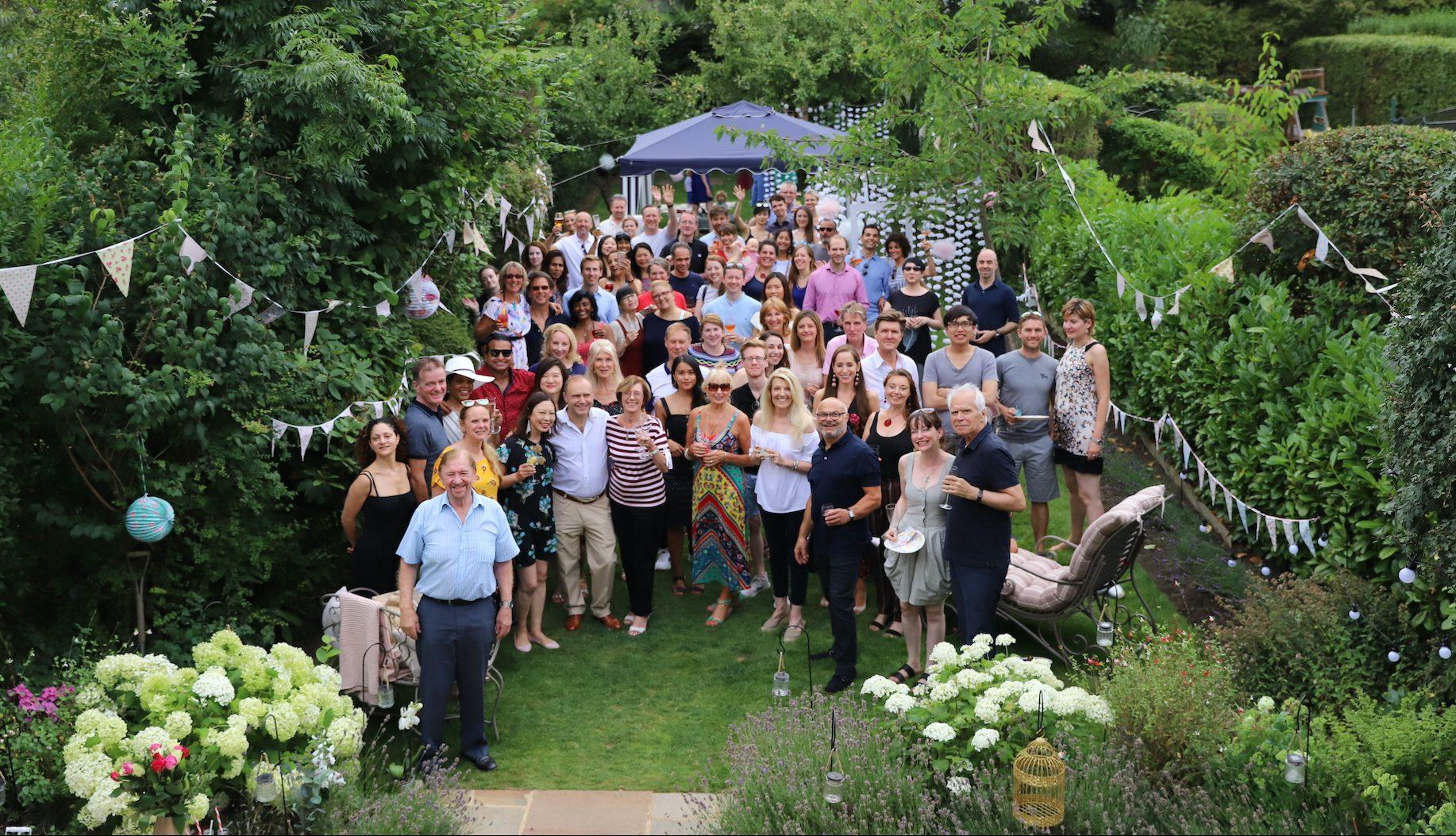 Tango Garden Party 2019