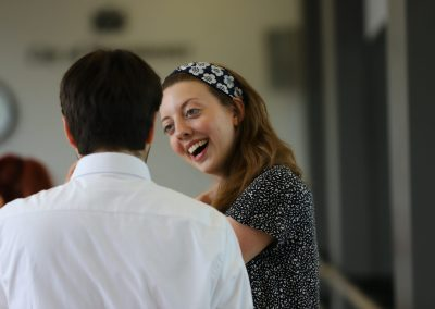 tango students forming friendships