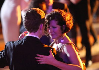 tango couple at our Winter Ball