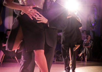 tango students in the spotlight