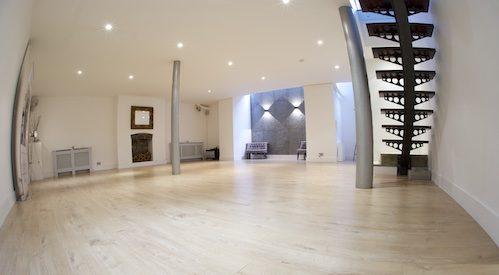 stunning tango class venue