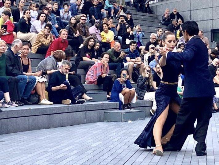 Tango by Tower Bridge