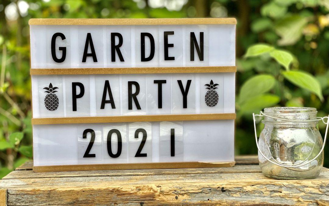 Tango Garden Party